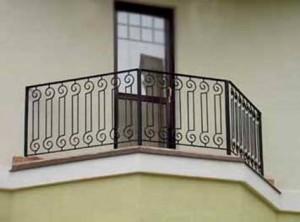 Металлические ограждения для балконов, окон, лестниц, лоджий